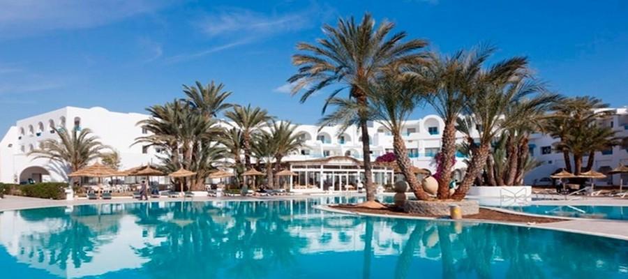 A Djerba l'Hôtel  Golf Beach © Hôtel Golf Beach