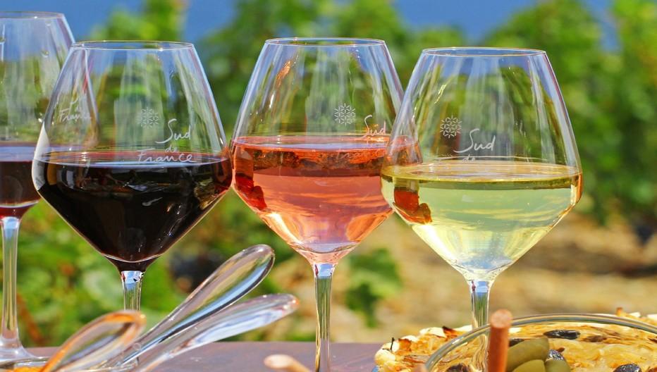 Des menus inspirés par la cuisine du Sud, des accords étudiés entre mets et vins, des verres offerts pour un verre du Languedoc commandé…  C'est le moment de profiter de cette occasion pour découvrir les saveurs des vins du Sud-Ouest  © vins-du-sud.com