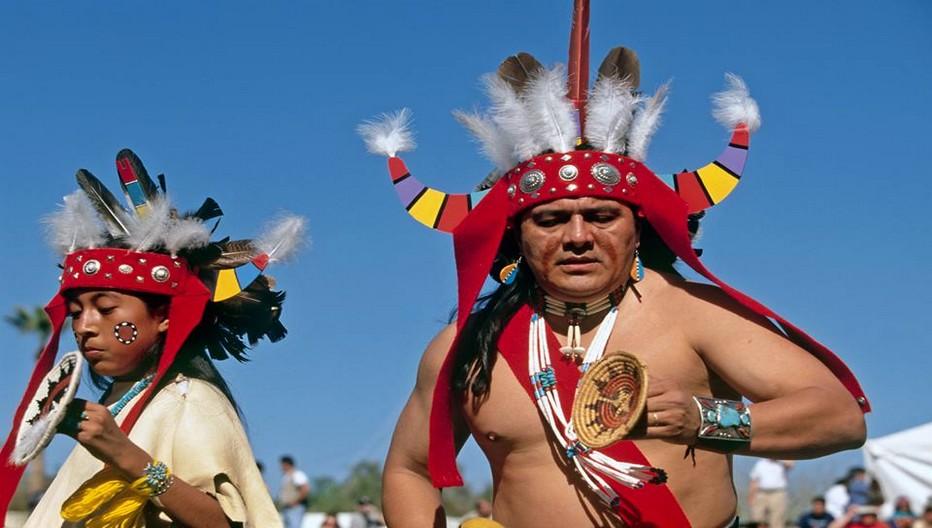 En Arizona, de mars à mai, la culture amérindienne se dévoile…© Arizona-tourisme