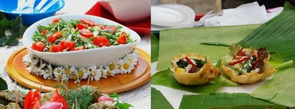 Lors de ce festival des herbes des expériences culinaires sont offertes par les chefs renommés de Turquie; © 2013 explorealacati. All Rights Reserved