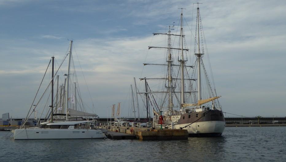 Valence : La Marina © Catherine Gary