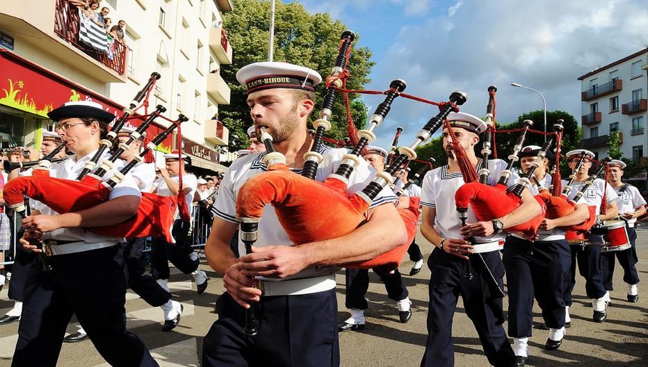 cette 46e édition sera également l'occasion de célébrer les 70 ans de Sonerion, la fameuse assemblée des sonneurs bretons.  © D.R.