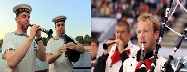 C'est en 1946 qu'un groupe de jeunes musiciens bretons emmené par Polig Montjarret décide de se réunir et de créer l'assemblée des sonneurs de Bretagne (Bodadeg Ar Sonerion) afin de protéger et de faire rayonner le patrimoine culturel de leur région.© David Raynal