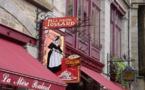 Une figure emblématique du Mont Saint Michel !