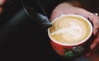 Café serré à la Foire de Paris
