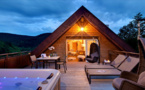Romance, glamour et séduction... Idées d'escapades dans les plus beaux hôtels romantiques