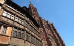 La Maison Kammerzell ou la plus ancienne brasserie d'Europe à Strasbourg