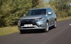 Mitsubishi Outlander PHEV, plus électrique que jamais