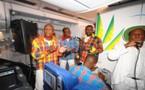 Plein Ciel :  Air Caraïbes chante Noël en airbus