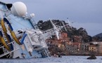 Compagnie Costa Croisière : terrible naufrage de son navire le Costa Concordia