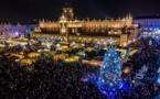Marché de Noël et concours de crèches à Cracovie