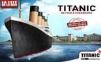 """""""Retour à Cherbourg"""" : Un nouvel espace de La Cité de la Mer fait revivre  le Titanic !"""