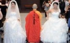 Taïwan :  Premier mariage homosexuel bouddhiste !