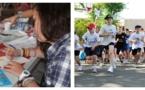 Solidaire : Action contre la Faim lors de la Journée Mondiale de l'Enfance