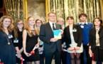 Prix Clara Nouvelles 2012   : Sept filles primées plus un garçon !