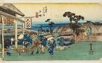 Hiroshige, l'art du voyage, une exposition exceptionnelle  !