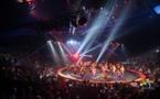 Le cirque Arlette Gruss présente son nouveau spectacle « Excentrik »