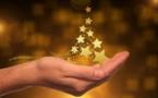 On vous souhaite de bonnes fêtes et une meilleure année !