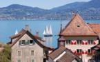 Pays d'Évian-vallée d'Abondance, rien que du bonheur entre lac Léman, hautes vallées et traditions à l'ancienne.