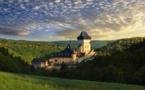 Karlstein un château et un golf à couper le souffle