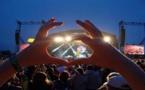 Festivals musicaux de l'été en Grande-Bretagne