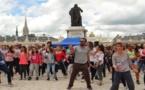 Nancy : le temple des Championnats de France UNSS  de danse chorégraphiée