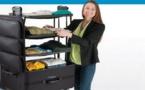 La valise ShelfPack pour rester organisé(e) !