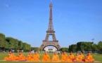 Attentats à Paris : Messages de soutien de Green Cross et du Gouverneur de l'Office National de Tourisme de Thaïlande