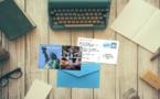 Voyage 2.0 : une vraie carte postale connectée avec Fizzer !