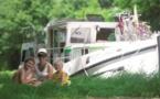 Les belles échappées de l'été avec Locaboat.