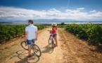 Canet-en-Roussillon, une longue plage à deux pas du village historique.