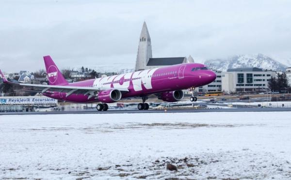 Islande - WOW AIR fête ses 5 ans