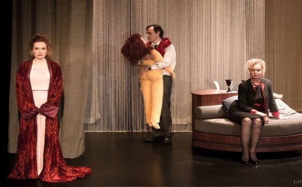 Alma Malher, éternelle amoureuse, au Théâtre du Petit-Montparnasse