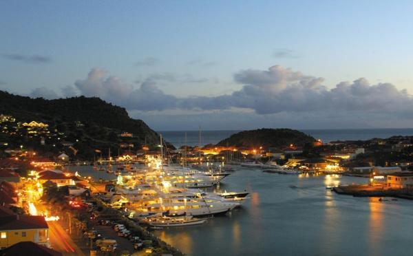 L'île de St-Barthélemy prête à accueillir ses hôtes pour les fêtes