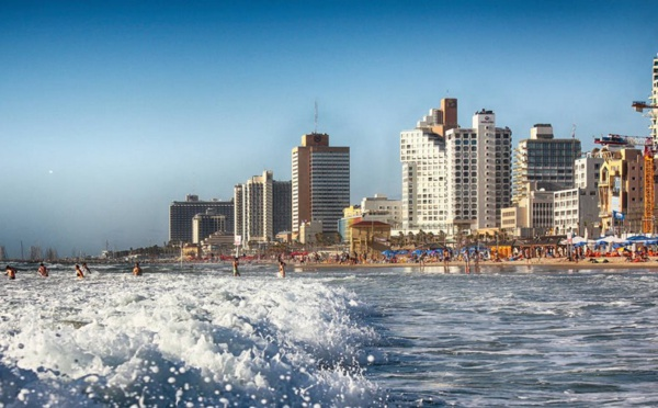 Tel Aviv, capitale tonique, active et festive !