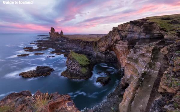 Snaefellsnes, un concentré de la nature islandaise