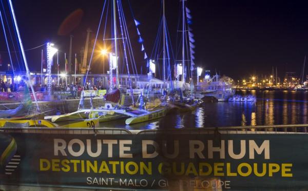 Saint-Malo- Destination Guadeloupe : un Rhum de 40 ans d'âge !