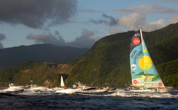 La Guadeloupe prête à accueillir les concurrents de la 40ème édition de la  Route du Rhum -