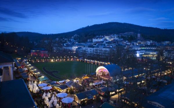 Baden-Baden : Une destination idéale pour se ressourcer et  fêter les derniers jours de l'année !