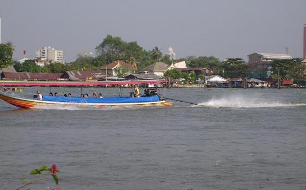 Thaïlande :  Phra Pradaeng