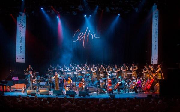 Le Celtic Connections de Glasgow rassemble la grande famille celte