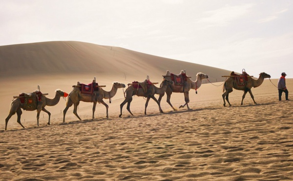 A la découverte des Routes de la Soie au Salon Mondial du Tourisme