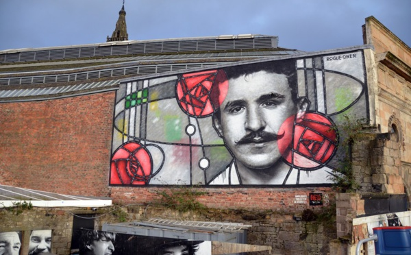 Le Glasgow de Charles Rennie Mackintosh, architecte et designer