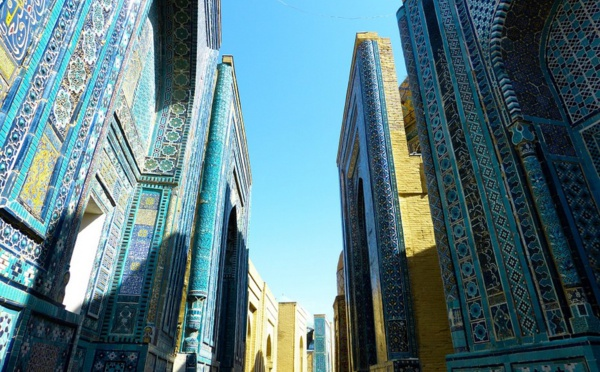 Ouzbekistan -  Voyage sur les traces d'Alexandre et de Tamerlan…
