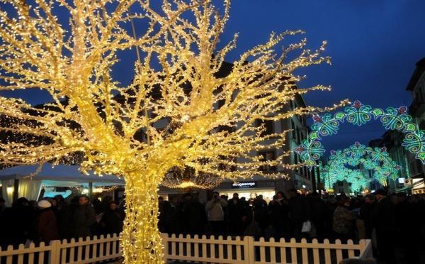 25è édition des Lumières de Noël à Montbéliard