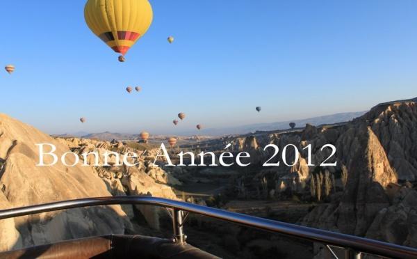 2012, vers de nouveaux horizons