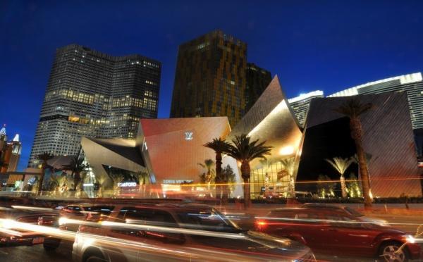Bienvenue à Las Vegas, la ville qui ne dort jamais !