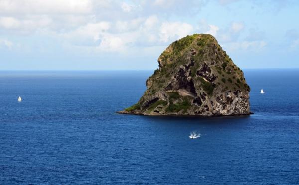 Martinique : le rocher du Diamant est éternel…