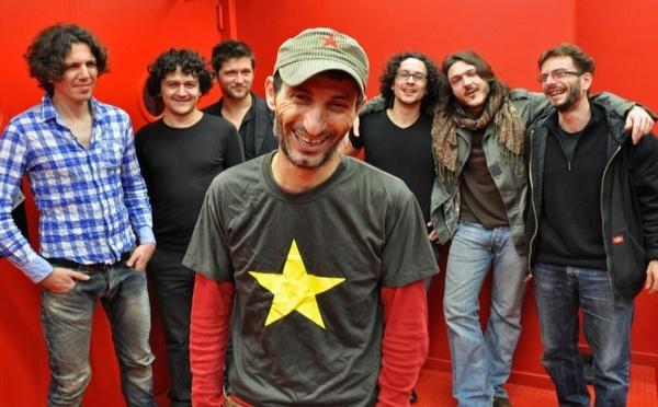 Paris : El Gafla en Concert au New-Morning