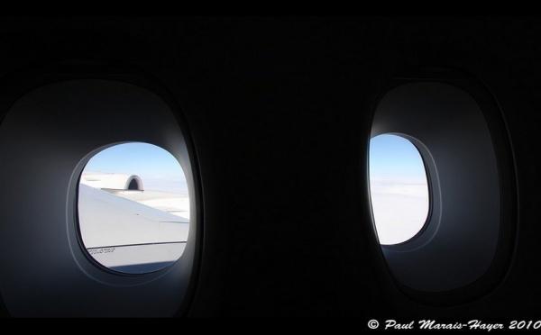 Plein Ciel : AIRBUS A 380 Super Jumbo surnommé  Paquebot des Airs, un  must  de haute technologie.